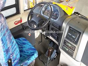 New 45 Seats Manual Transmission School Bus For Sale