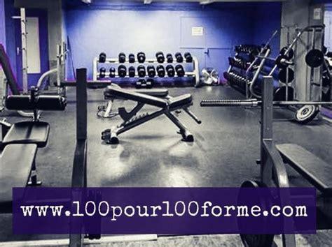 salle de sport cergy prefecture 100 forme cergy tarifs avis horaires essai gratuit