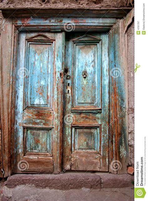 porta antiga imagem de stock imagem de fazenda historico