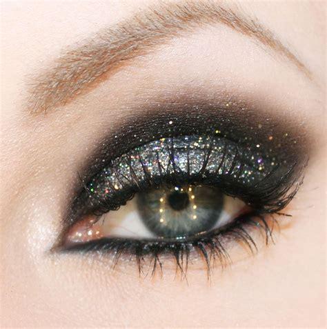 Блестящий макияж как правильно сделать? 80 фото шикарного макияжа с глиттером и самые эффектные образы нового сезона!