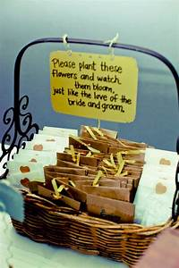 seed packet wedding favors With wedding favor seed packets