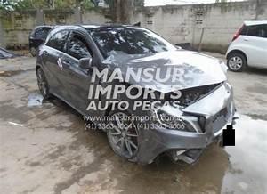 Mercedes A250 2016  U2013 Mansur Imports