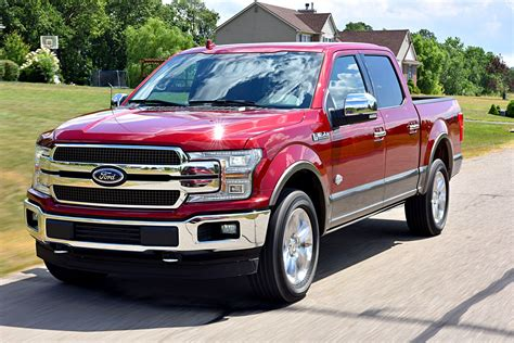 ford truck first drive 2018 ford f 150