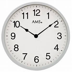Horloge Murale Moderne : horloge murale quartz moderne ultra plate ~ Teatrodelosmanantiales.com Idées de Décoration
