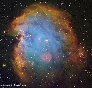 Monkey Head Nebula - NGC 2174 | Constellation Guide
