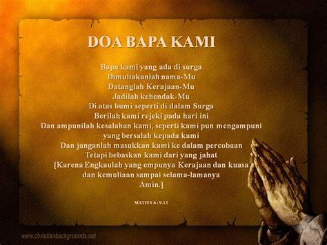bible ilustration doa bapa