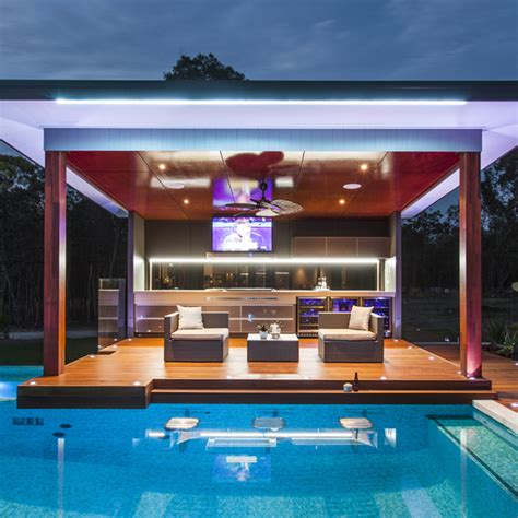 3 Outdoor Entertainment Systems For The Ultimate Hightech