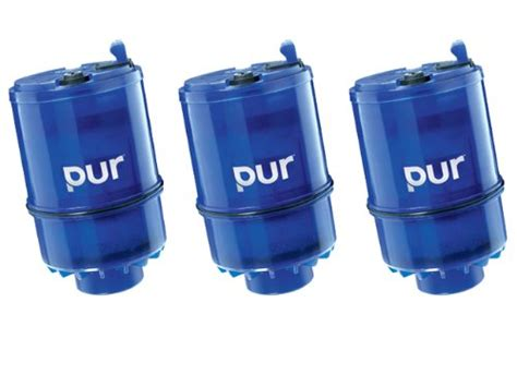 pur rf 9999 mineralclear faucet refill 3 pack