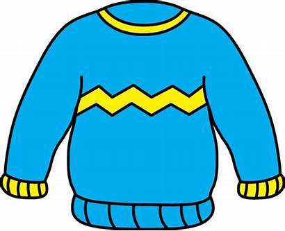 Sweater Yellow Zag Zig Clip Clipart Sweaters