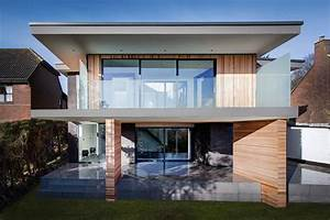Living In Contemporary Two Storey House Design  U2013 Posh And