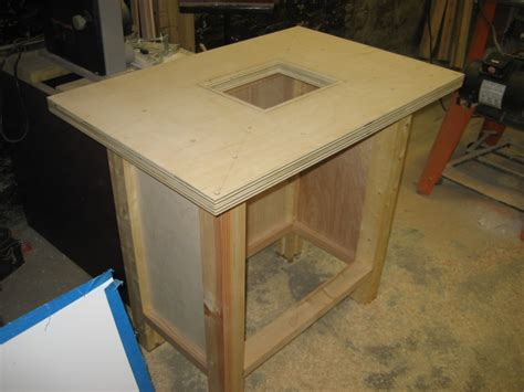 Router Table Question  Woodworking Talk  Woodworkers Forum