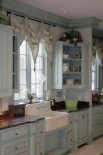 cottage kitchens ideas lilly vintage cottage kitchen