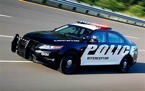 2012 Ford Taurus And Explorer Police Interceptor