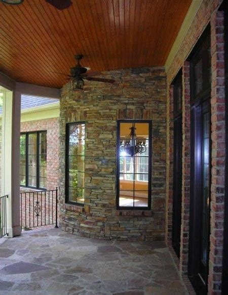 Patio Cover Ceiling with Wood