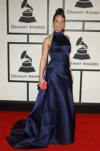 Alicia Keys Evening Dress Alicia Keys Looks StyleBistro