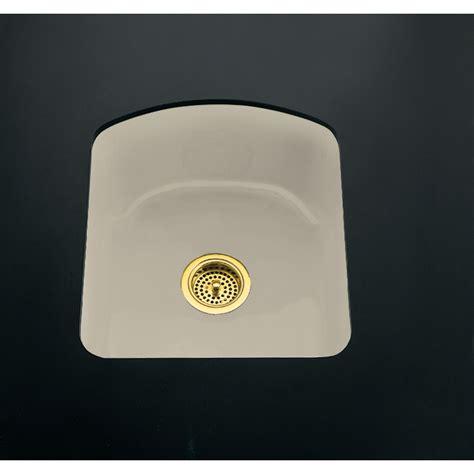 kohler napa bar sink enlarged image