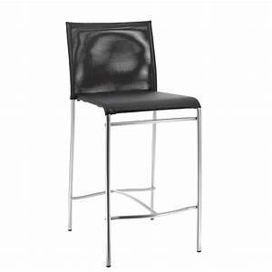Tabouret Hauteur 65 Cm : tabouret design snack 1219 en batyline 4 pieds tables chaises et tabourets ~ Teatrodelosmanantiales.com Idées de Décoration