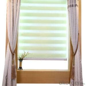 buy blackout sun shade curtain plastic chain pull double layer roller blinds exterior blinds