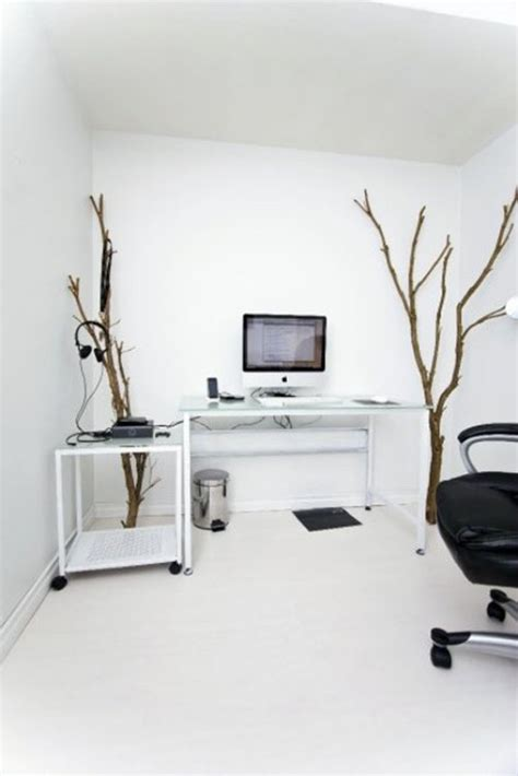 minimalist home offices   modern artistic  stylish youll