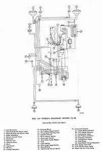 6 Cylinder Wiring Diagram Willys Wagon