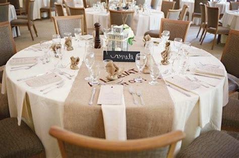 exemple deco table ronde mariage nappe table ronde conseils id 233 es et exemples de