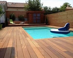installation garage en bois pas cher wwwinnovationbois With amenagement de terrasse exterieur 1 amenagement autour dun pavillon neuf