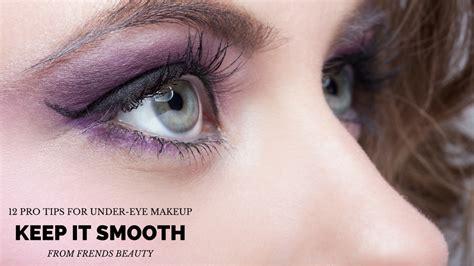 pro tips  setting  eye makeup  cracking