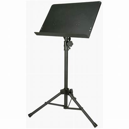 Stand Sheet Clipart Holder Stands Audio Solid