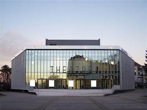 bureau de poste thonon les bains thonon les bains inaugure le théâtre maurice novarina