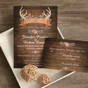 Mason Jars Lights by Rustic Wood Mason Jars Wedding Invitations Ewi245 As Low