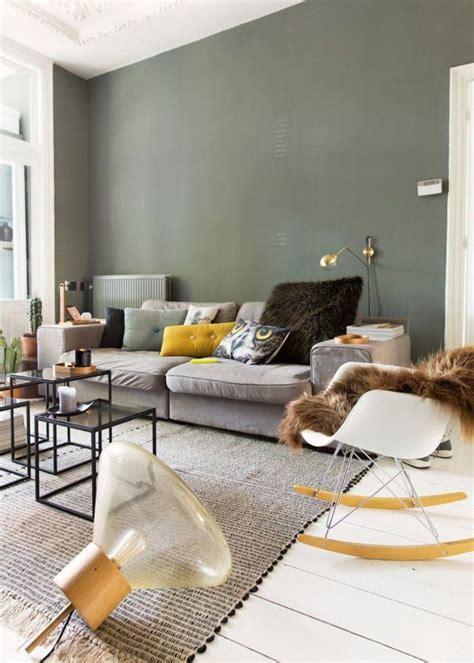 comment choisir la couleur de sa chambre les 25 meilleures idées concernant vert de gris sur