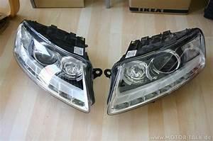 Audi A 6 Gebraucht : bi xenon led tagfahrlicht kurvenlicht audi a6 4f facelift ~ Jslefanu.com Haus und Dekorationen