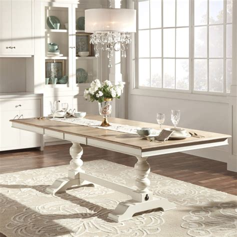 white vintage table l furniture wonderful antique white dining tables for
