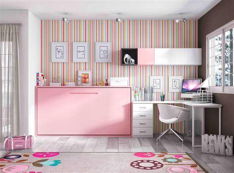 bureau mural lit escamotable mural avec bureau à personnaliser