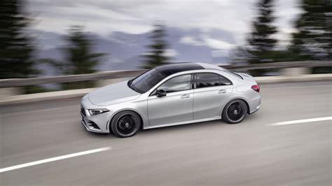 Mercedes Limousine by Mercedes A Klasse Limousine Vorgestellt Alles Auto