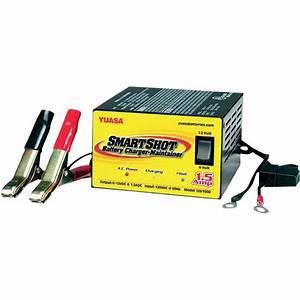 Batterie 1 5 Volt : yuasa smartshot 12 volt 1 5 amp battery charger fortnine ~ Jslefanu.com Haus und Dekorationen
