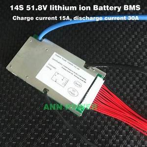 14s 52v 30a Continuous Lithium