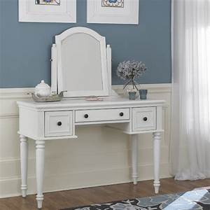 Home, Styles, Bermuda, Vanity, U0026, Mirror, White, Finish