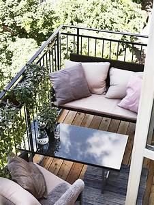 Balkonmöbel Für Schmalen Balkon : balkongestaltung 50 fantastische beispiele archzine ~ Michelbontemps.com Haus und Dekorationen