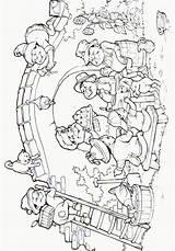 Coloring Park Pages Amusement Efteling Fun Kleurplaat Laaf Picgifs Van Volk Het Voor Volwassenen Coloringpages1001 sketch template