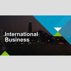 International Business  Unsw Australia Business School