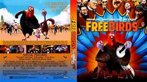 Free Birds - Movie Blu-Ray Custom Covers - Free Birds BD ...