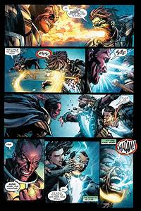 Sinestro And Black Adam VS Mazahs | Comicnewbies