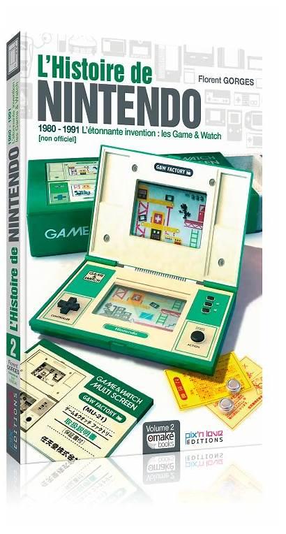 Nintendo Histoire Vol 1980 Jeu 1991 Invaders