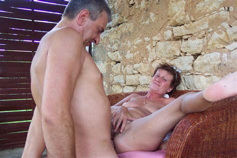 Maturecouplehornyoutdoor01 Porn Pic From Mature