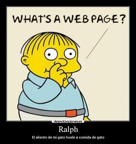 Ralph Wiggum Quotes Ralph Wiggum Quotes Quotesgram