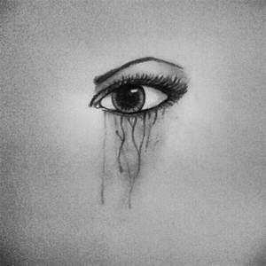 Sad eye by artmaker77 on DeviantArt