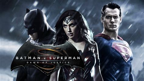 'batman Vs Superman Dawn Of Justice' Will See Jena
