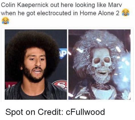 Colin Kaepernick Memes - funny home alone 2 memes of 2016 on sizzle