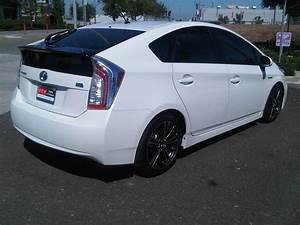 My 2012 Blizzard White Pearl Prius W   Frs Wheels   H U0026r Springs